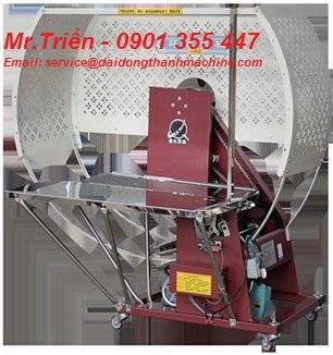 Máy cột dây nilon bán tự động model CT-100 chính hãng Wellpack giá rẻ