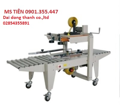 Máy dán băng keo thùng carton model WP-5050TB Made in Taiwan