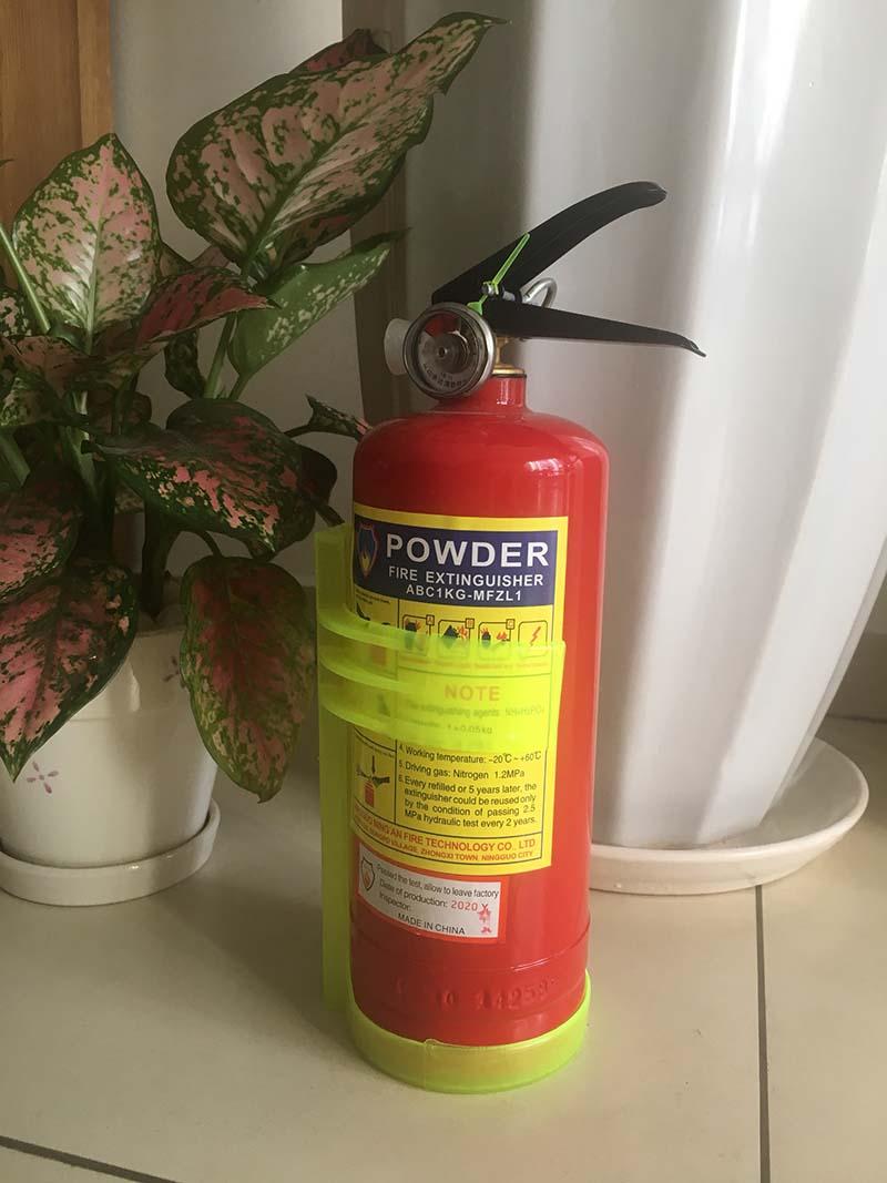 Bình chữa cháy bột ABC 1kg