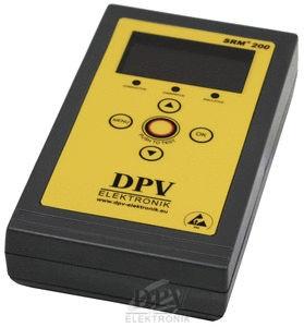 DPV Elektronik - Máy đo điện trở bề mặt SRM110/ SRM200