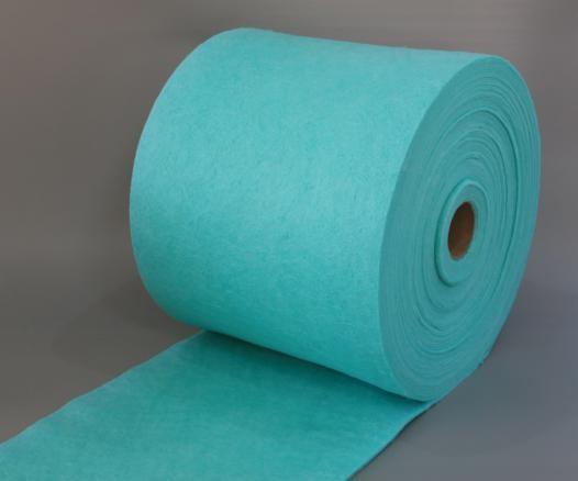Cuộn giấy thấm dầu và hóa chất độc hại loại tiêu chuẩn XY-J01