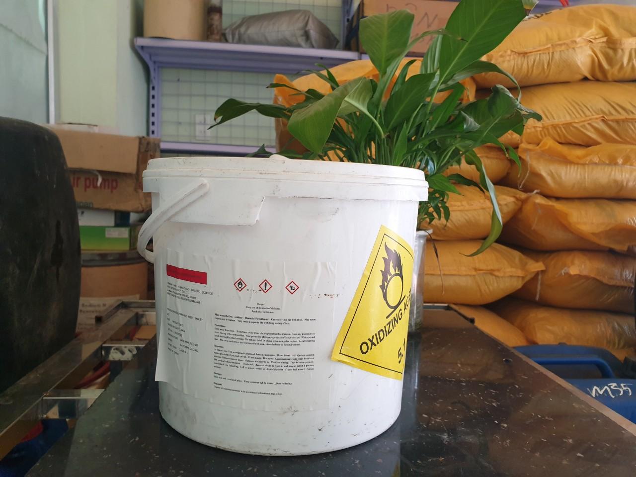 Hóa chất TTCA viên nén 200gram