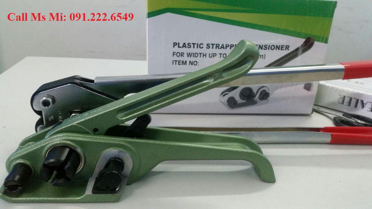 Dụng cụ đóng đai nhựa dùng kèm bọ sắt YBICO P330 và C3016