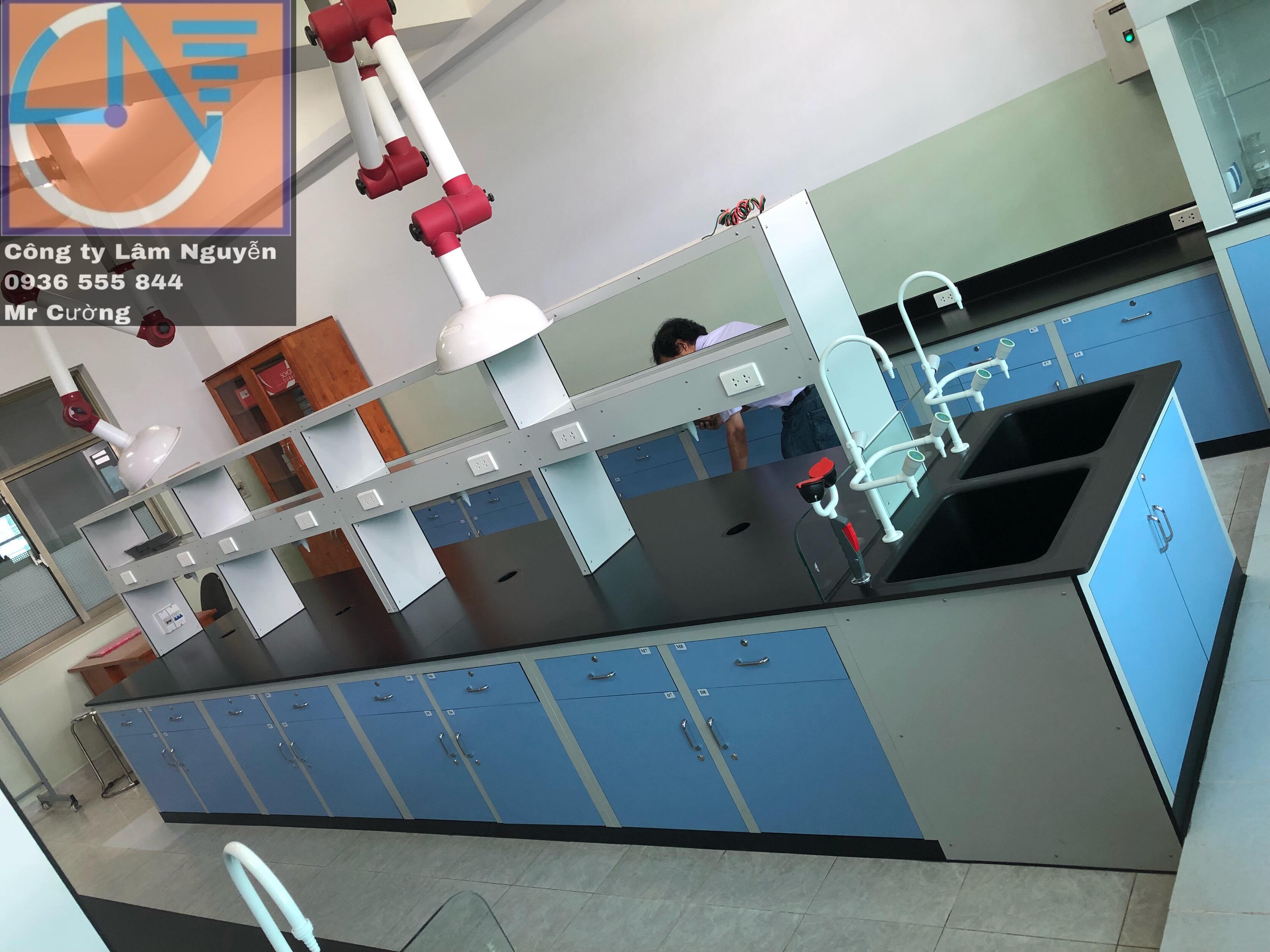 Công ty TNHH kỹ thuật và xây dựng Lâm Nguyễn (LAMNGUYEN E&C)