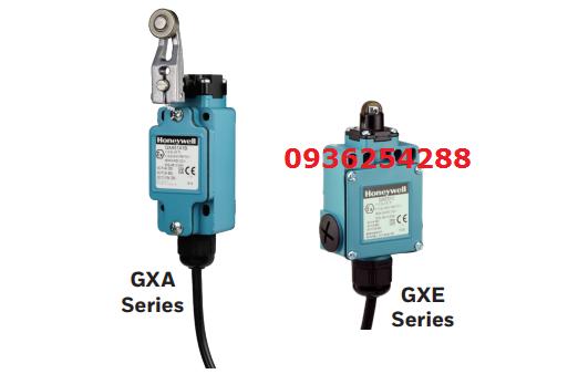 Công tắc hành trình, công tắc giới hạn limit switch GXA, GXE HONEYWELL