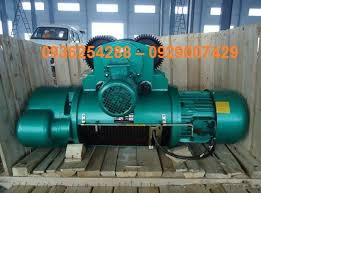 Pa lăng cáp điện dầm đơn CD1-1T-9M