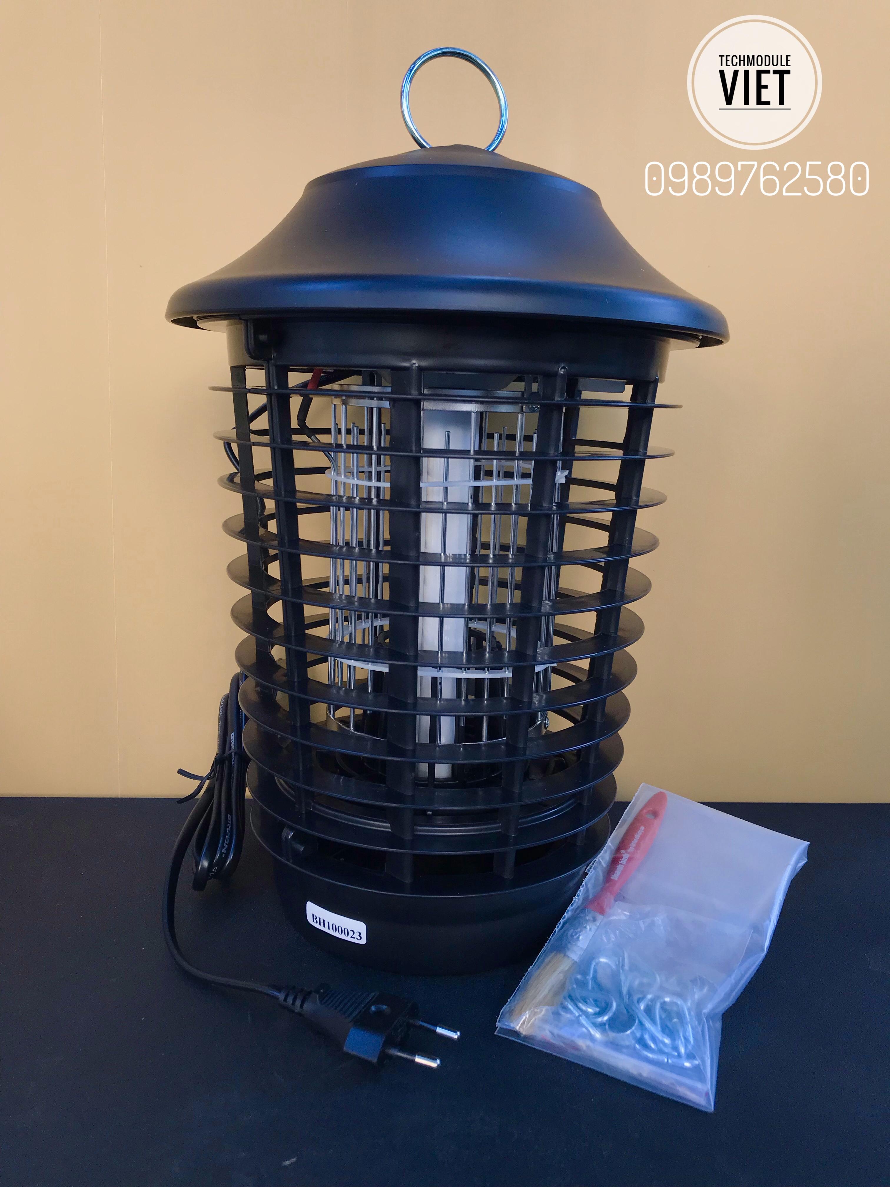 Đèn diệt côn trùng hãng Đại Sinh mã DS-DU15