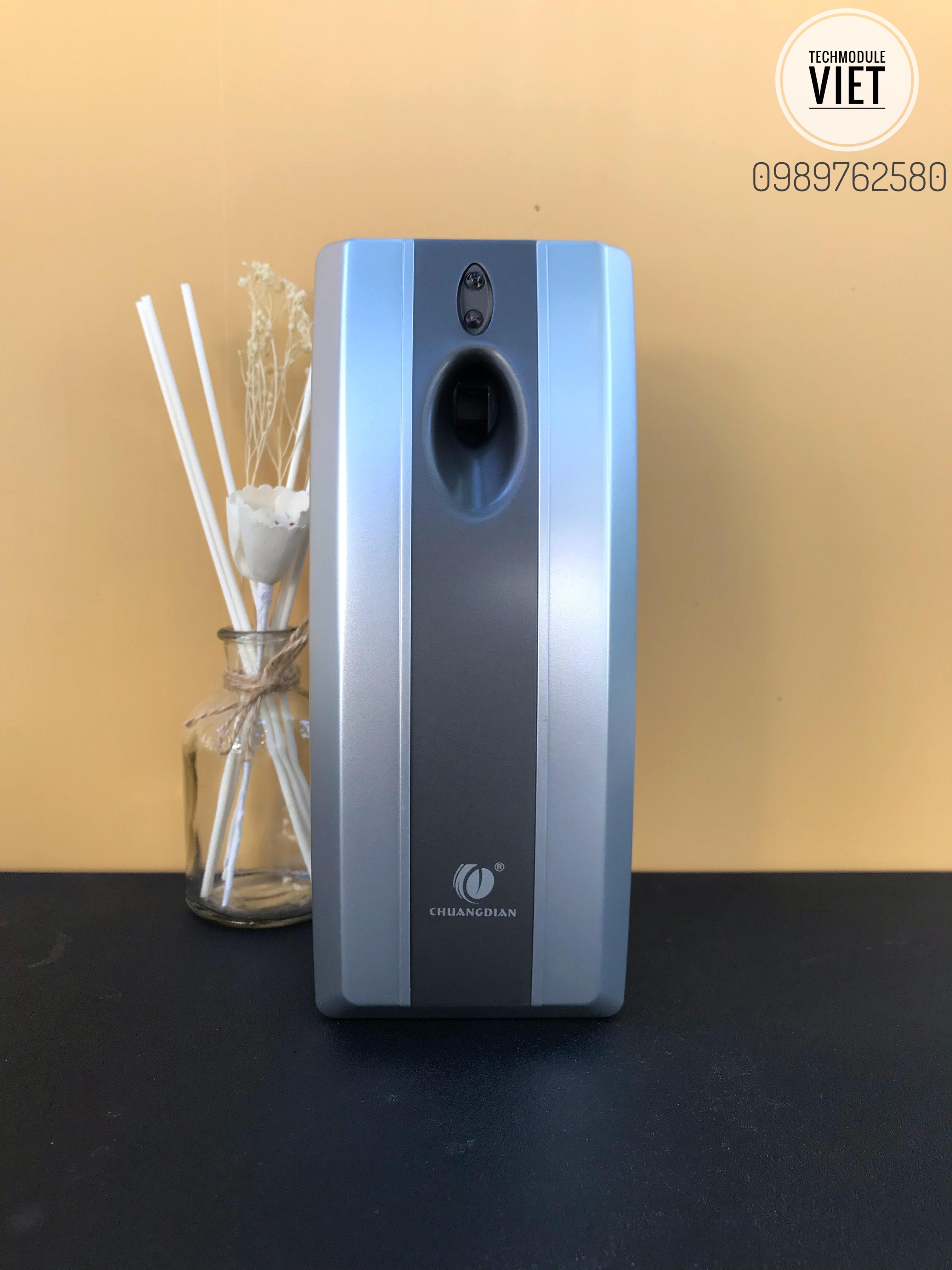 Máy xịt thơm phòng tự động hãng Chuangdian model TMCD-6100C