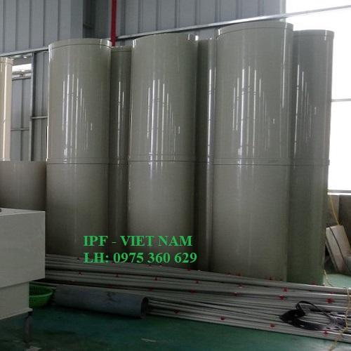 Ống nhựa PP D600mm