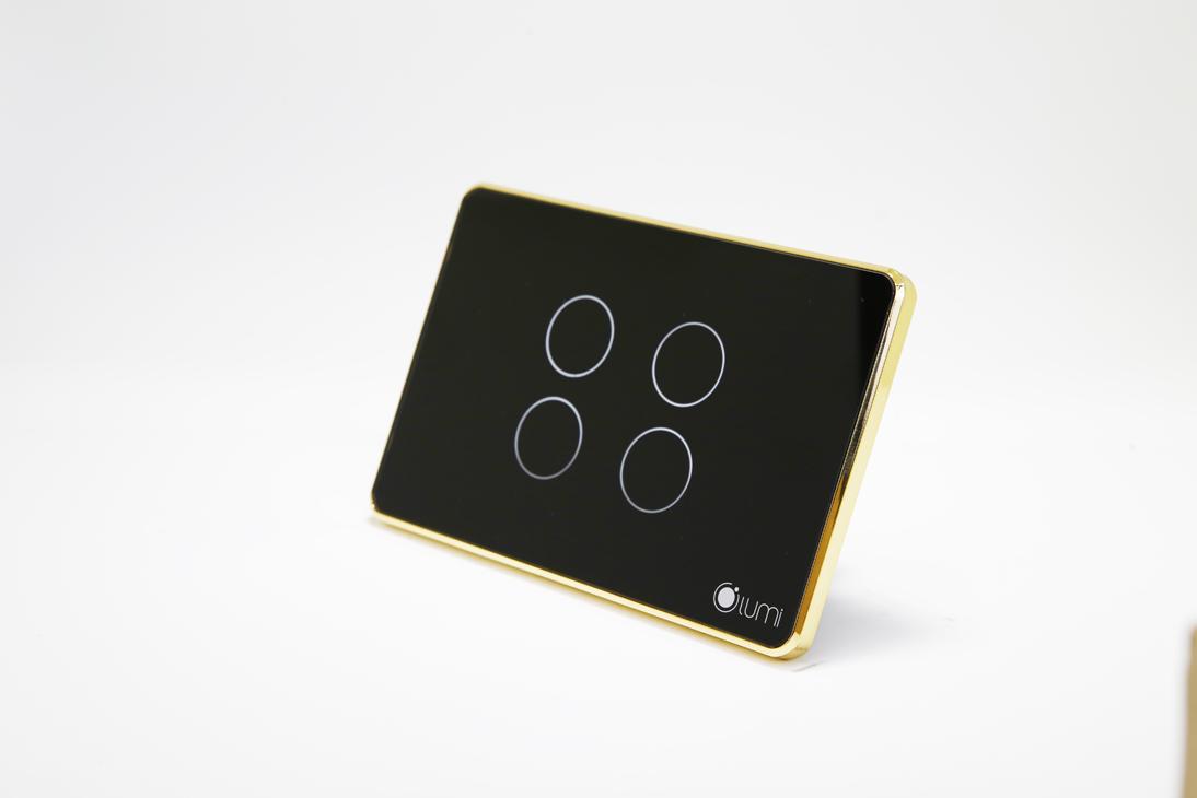 Công tắc điện cảm ứng điều khiển từ xa model LM-S1