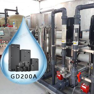 Giải pháp điều khiển cho hệ thống máy lọc nước RO