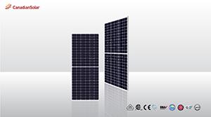 Tấm pin Canadian Solar Mono 445 HiKu