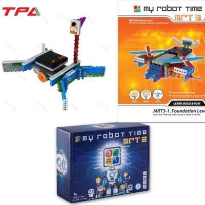 Robot giáo dục Stem TPA ROBOTKIT 3.1