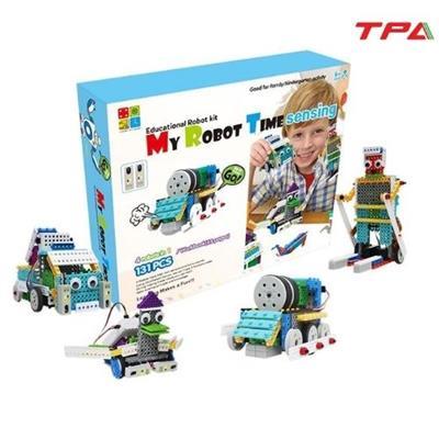 Robot giáo dục Stem TPA ROBOTKIT SENSING cho trẻ 4-7 tuổi