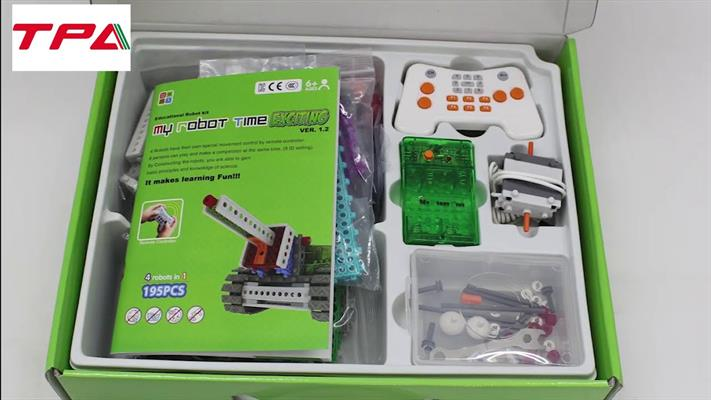 Robot giáo dục STEM TPA ROBOTKIT EXCITING