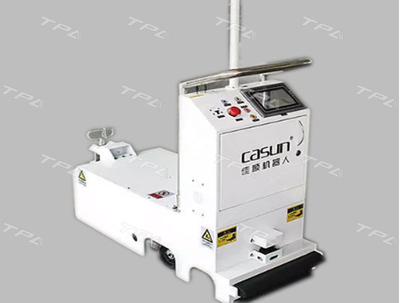 AGV cấp nguyên vật liệu