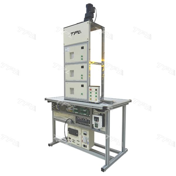 Mô hình thang máy model TPAD.M0142