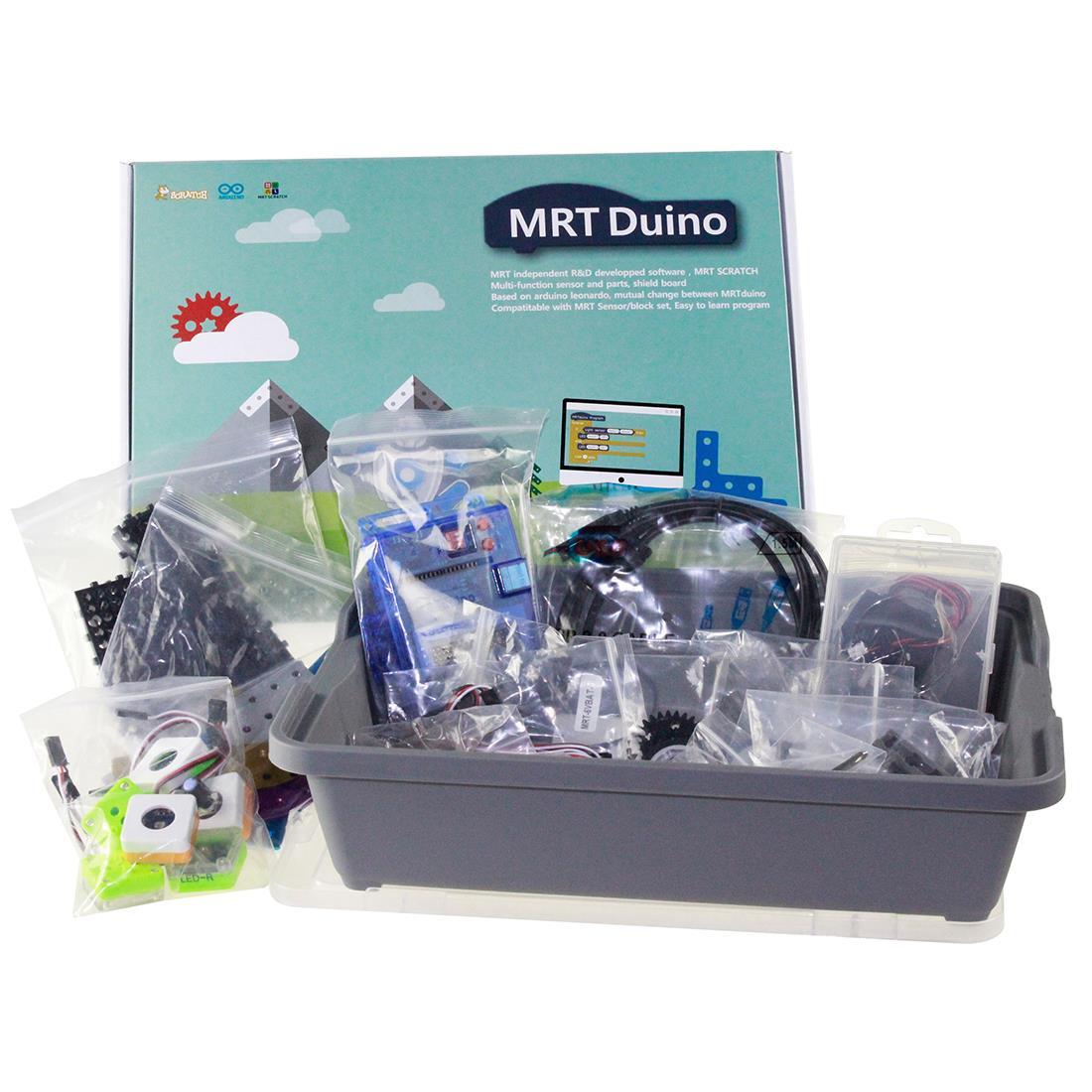 Bộ sản phẩm giáo dục Robot STEM STEM DUINO
