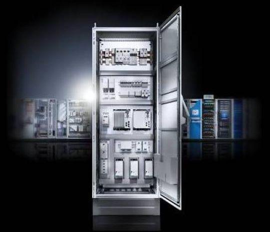 Tủ điện TS8 Rittal (Tủ điện ghép)