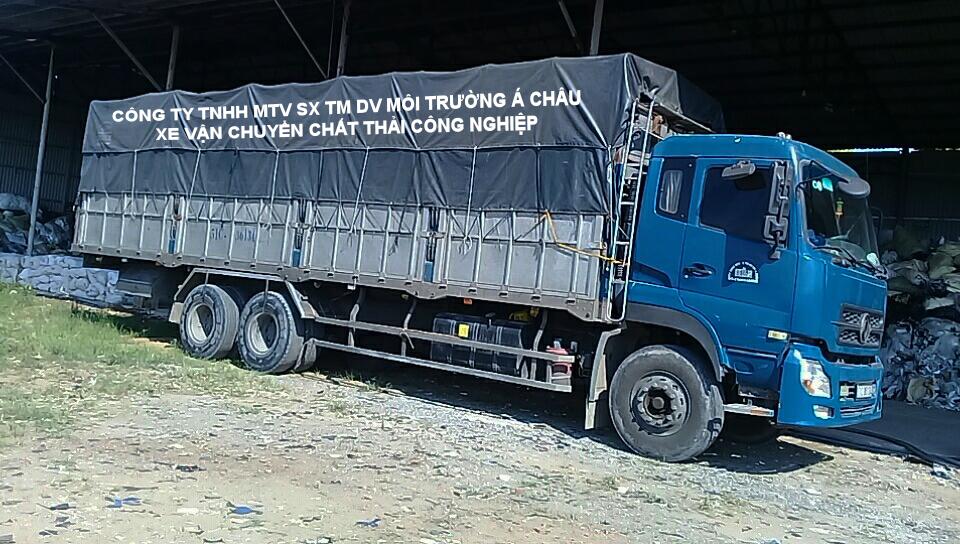 Dịch vụ vận chuyển, xử lý rác thải công nghiệp