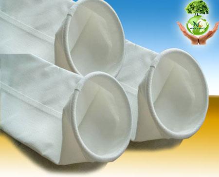 Công nghệ xử lý bụi bằng túi vải rung rũ khí nén