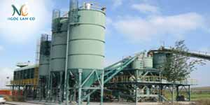 Xử lý mùi sản xuất thức ăn gia súc