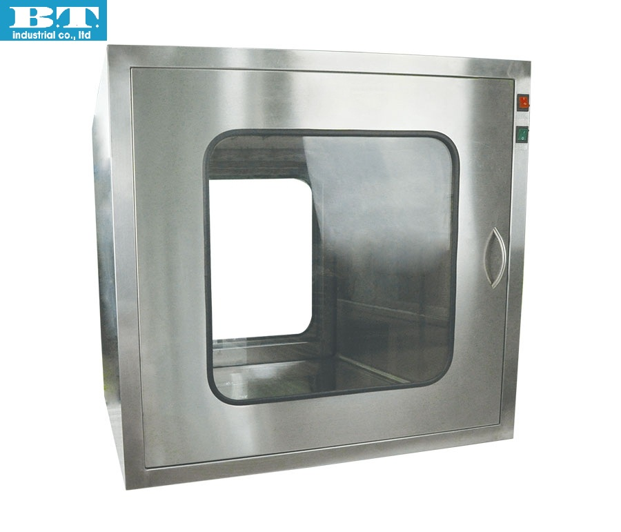 Buồng trung chuyển - Embedded Pass Box