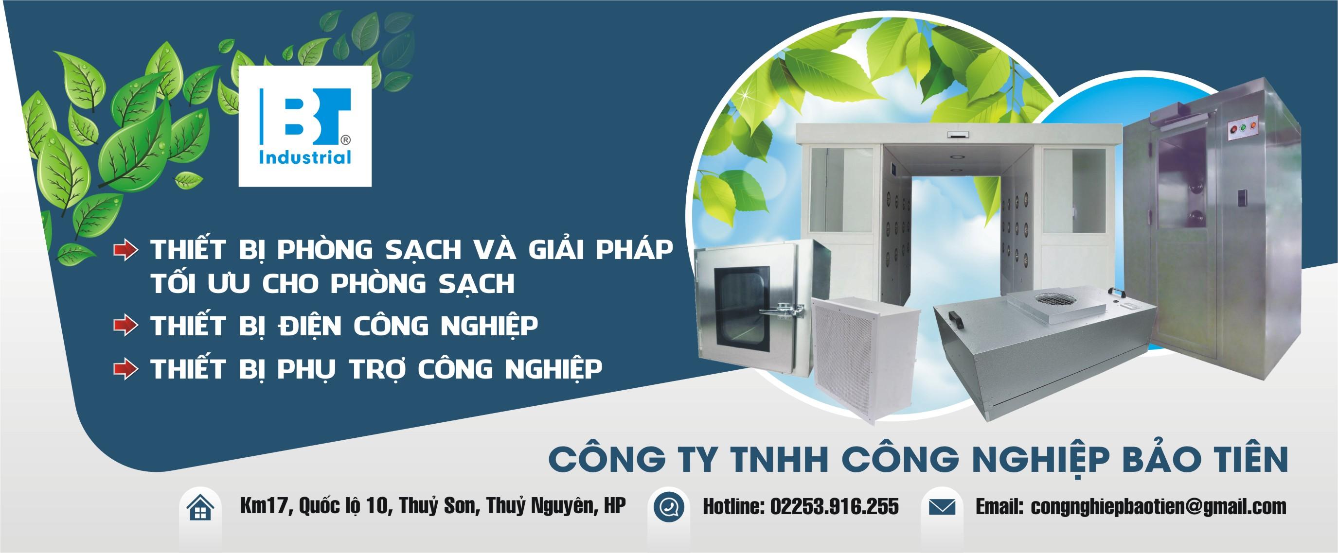 Công ty TNHH Công nghiệp Bảo Tiên