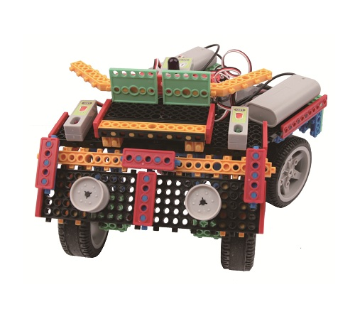 Bộ công cụ sáng tạo ROBOT - HUNA SCIENCE CLASS 3