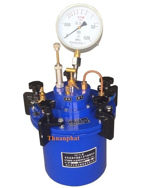 Thiết bị đo hàm lượng bọt khí bê tông HC-7