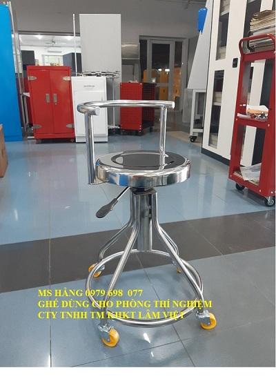 Ghế thí nghiệm INOX