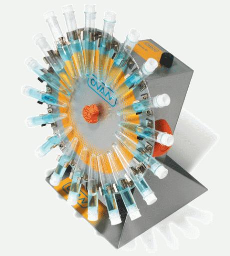 Máy lắc máu phòng thí nghiệm dạng đĩa quay Noria