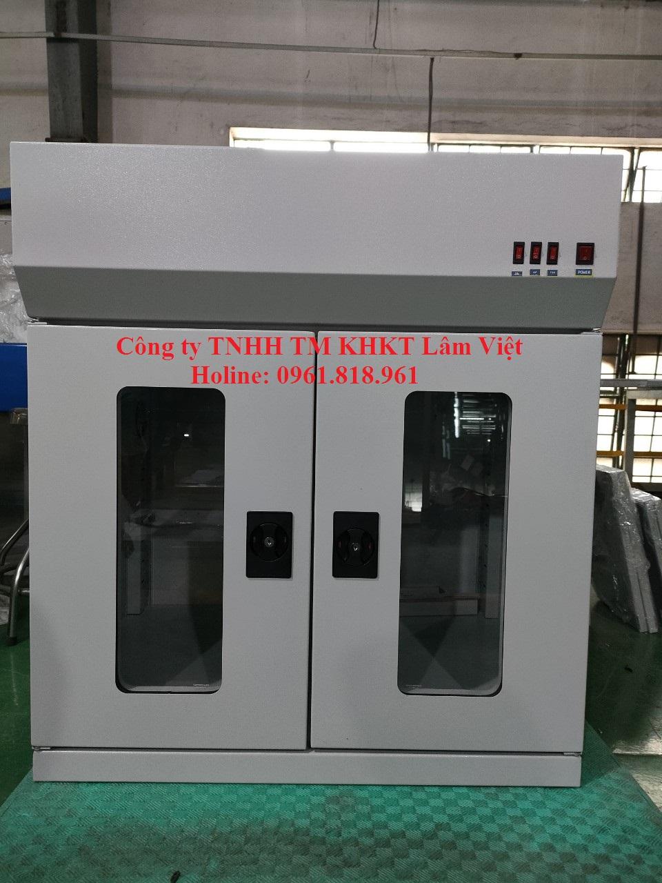 Tủ điều khiển ẩm chứa kính hiển vi