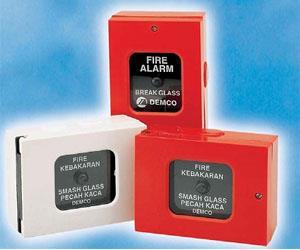Nhút nhấn khẩn DEMCO mà đỏ D101