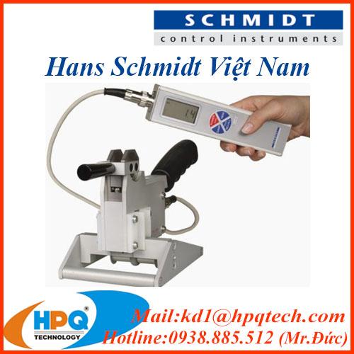 Thiết bị đo Hans-Schmidt | Hans-Schmidt tại Việt Nam