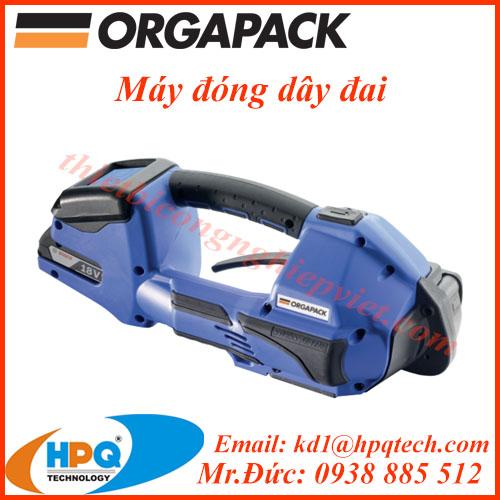 Máy đóng dây đai Orgapak | Orgapak Việt Nam