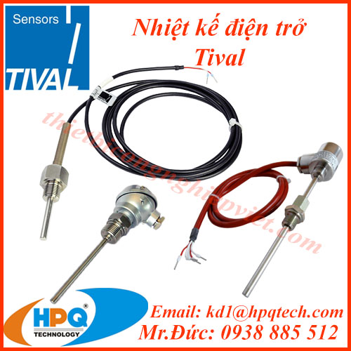 Cảm biến áp suất Tival   Nhà cung cấp Tival tại Việt Nam