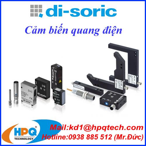 Cảm biến di-soric | Nhà cung cấp di-soric Việt Nam