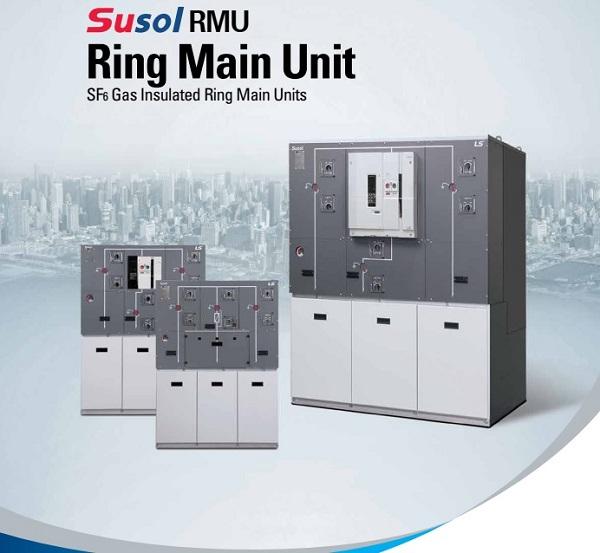 Tủ phân phối điện trung thế (RMU) LS