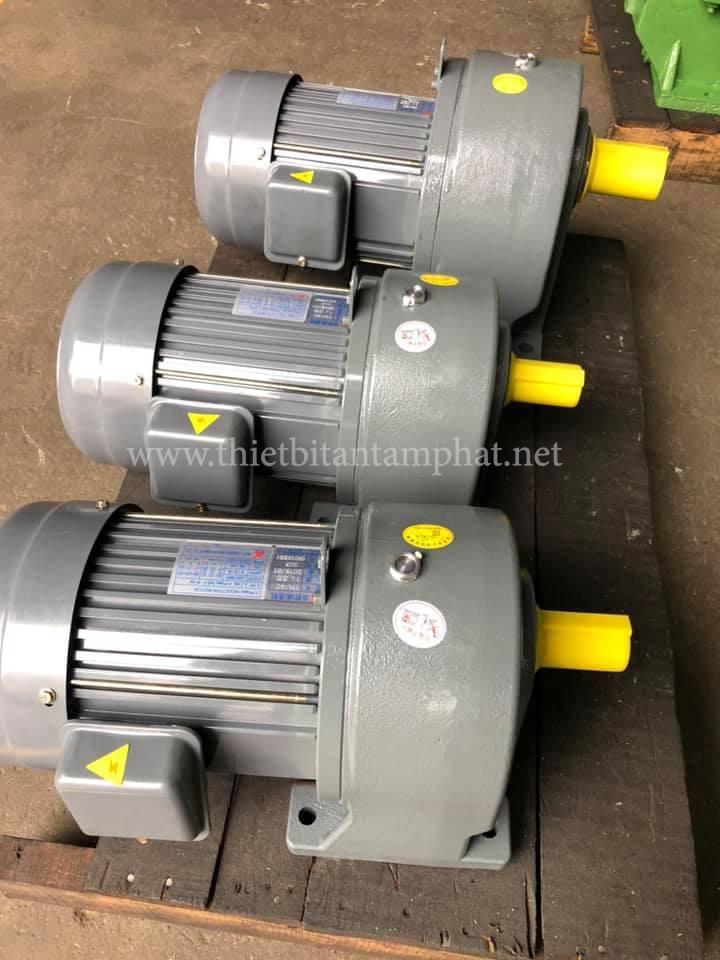 Motor giảm tốc Tong Run 2200W 3HP