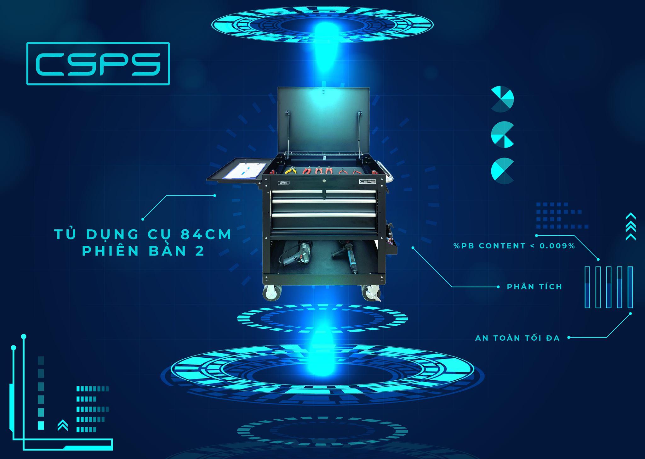 CSPS - Tiêu chuẩn Mỹ- Sản xuất tại Việt Nam