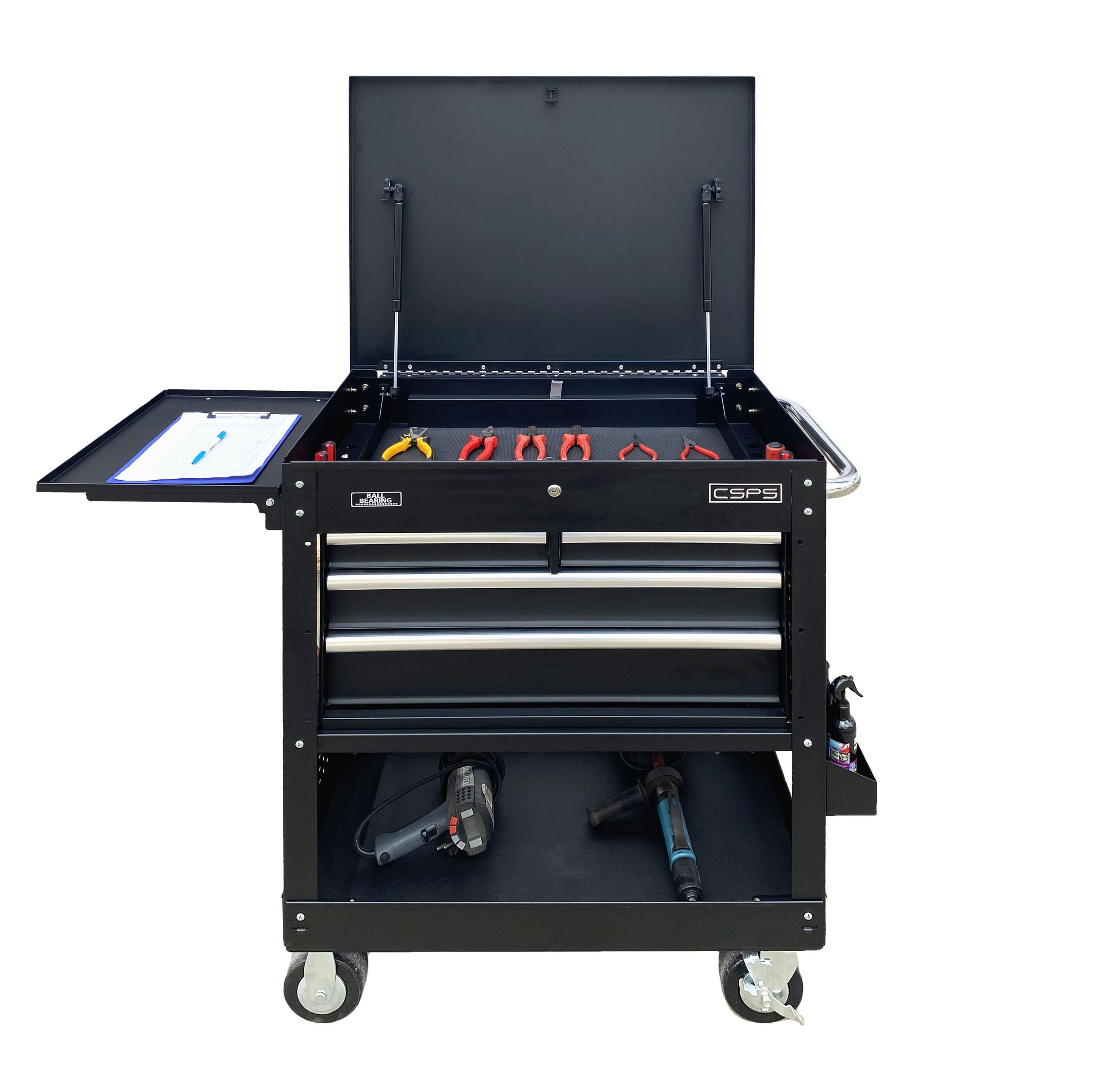 Tủ đựng đồ nghề, dụng cụ cơ khí - CSPS 04 ngăn