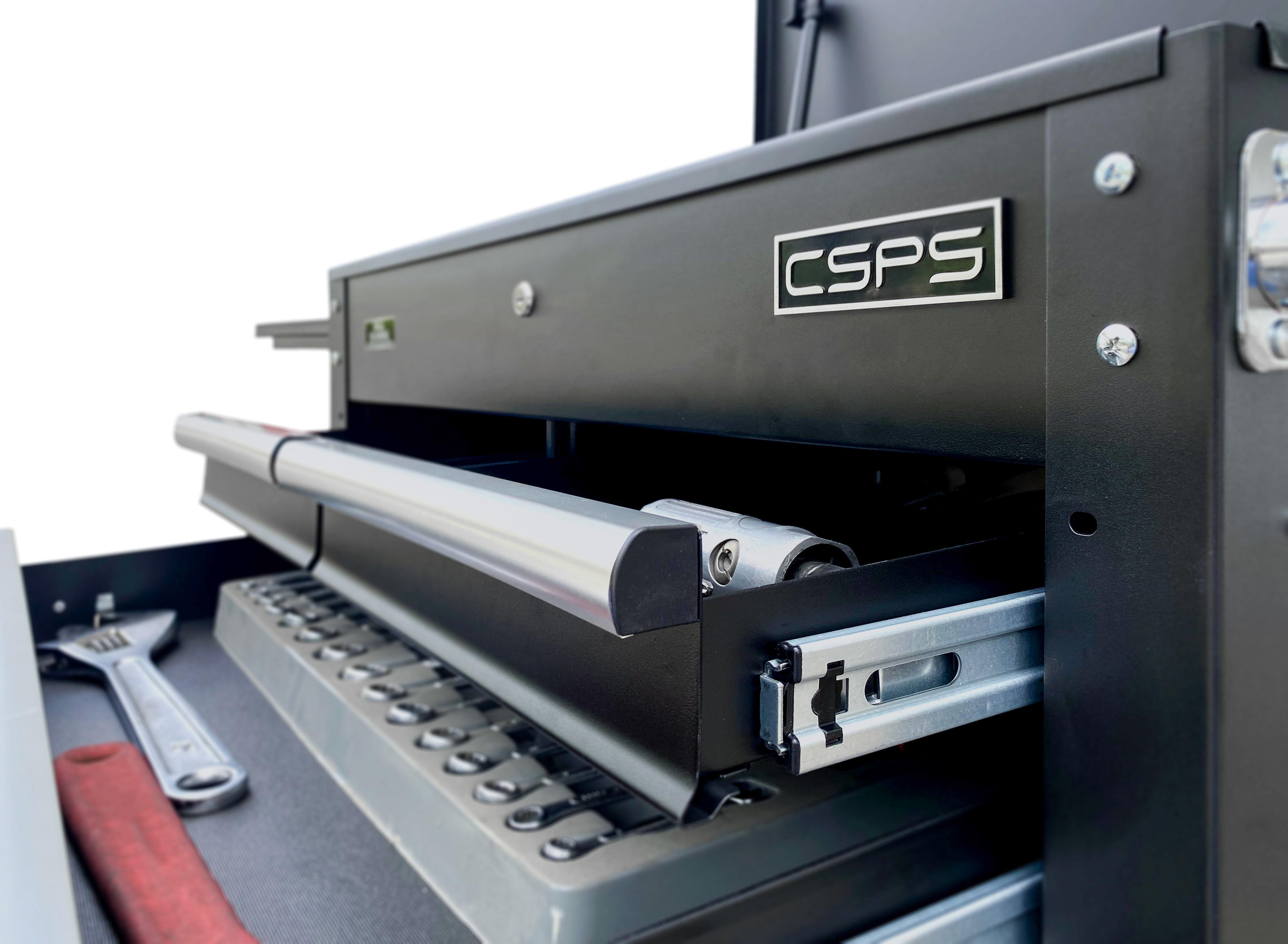 Tủ di động CSPS 84cm- 04 hộc kéo