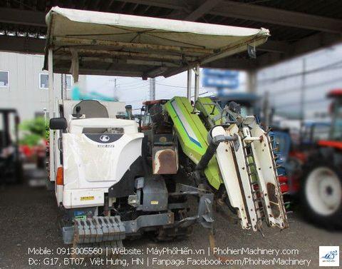 Máy thu hoạch củ cải Kubota GRH-480