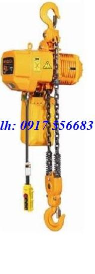 Pa lăng xích điện ELK Kaidao 5 tấn cố định (Mã hiệu HKD0502S)