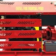 Máy bơm chữa cháy Diesel