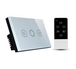 Công tắc rèm cửa SWC + remote điều khiển