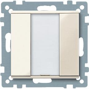Công tắc thông minh 2 phím MTN617144 – Schneider Electric