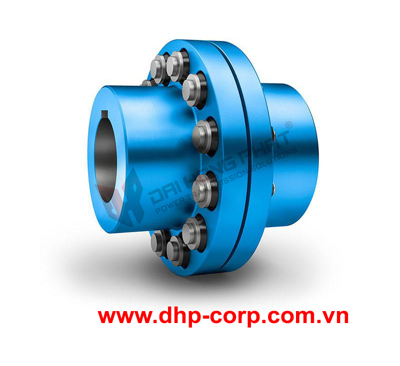 Khớp nối mặt bích Pin Coupling DHP-P225- Khớp nối ngón