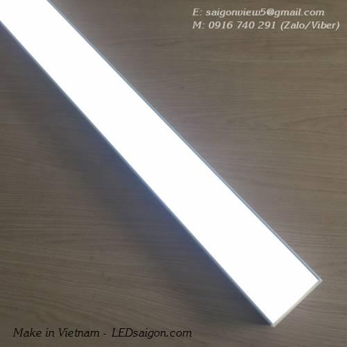 Đèn LED 1m2 36W chip LED Nhật Bản